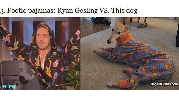 Who Wore It Better? (25 pics)