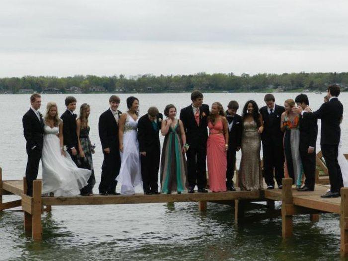 Prom Fail (4 pics)