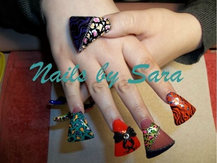 Duck Feet Nails (26 pics)