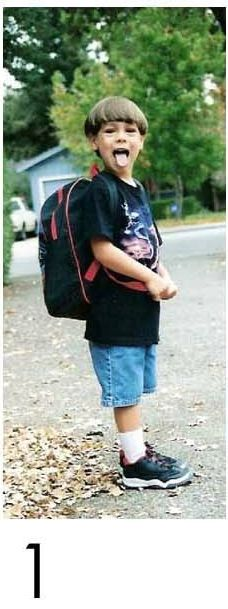 First Day of School (13 pics)