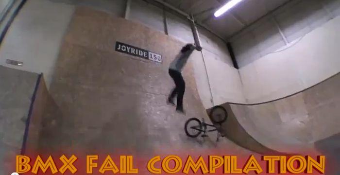 Bmx Fail Compilation