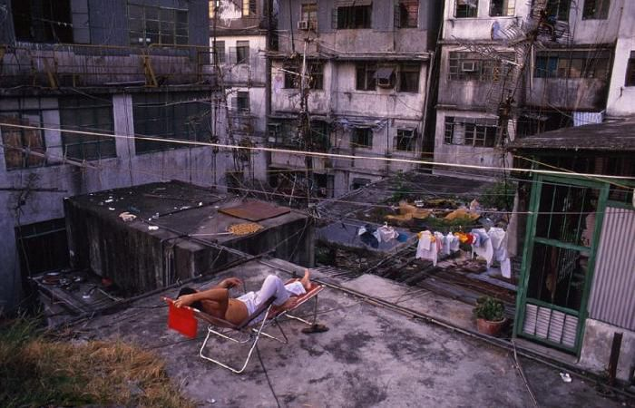 Kowloon Walled City (22 pics)