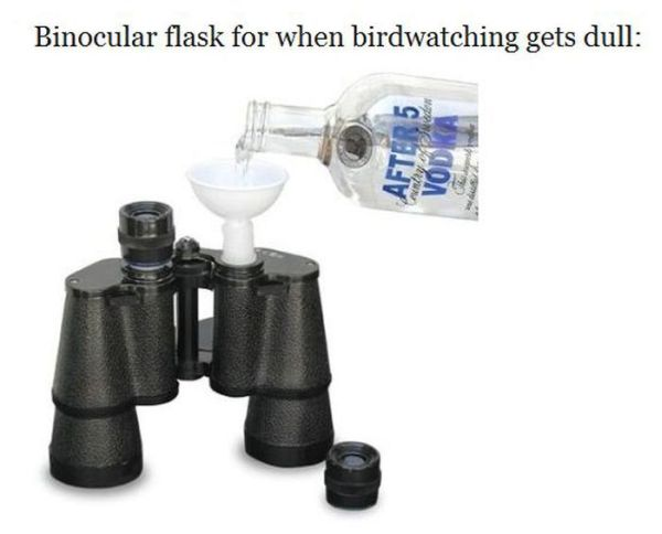 How to Hide Booze And Drugs (21 pics)