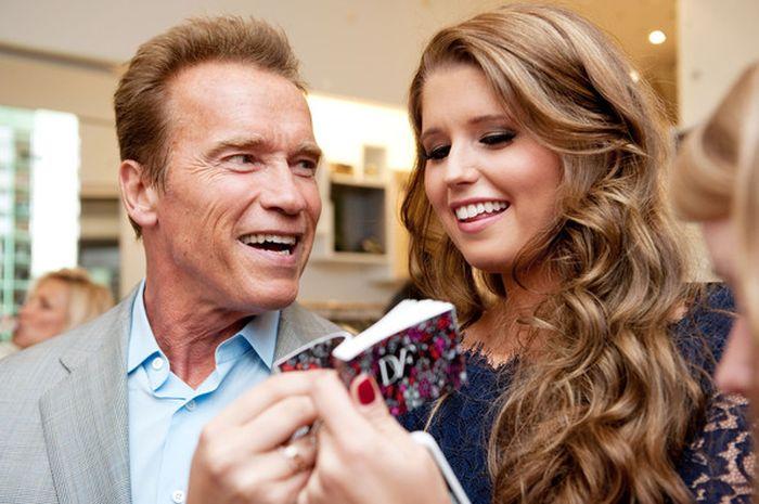 Katherine Schwarzenegger (15 pics)