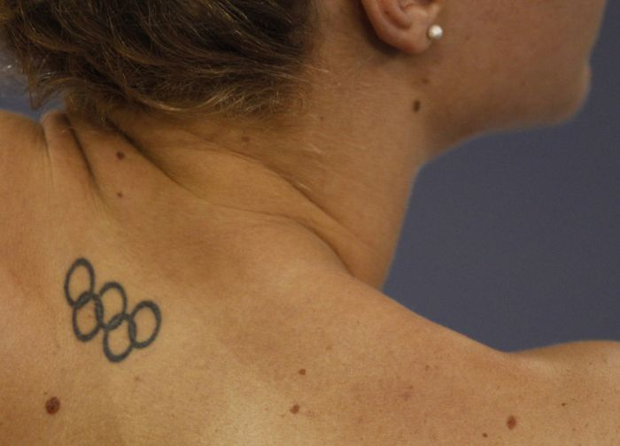 Olympic Tattoos (39 pics)