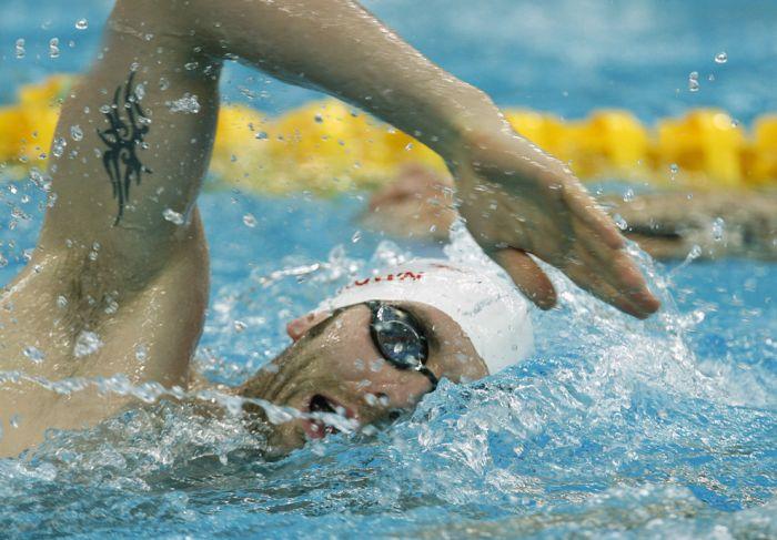Olympic Tattoos (39 pics)