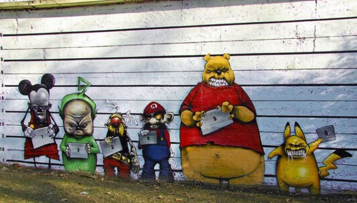 Best of Street Art (37 pics)