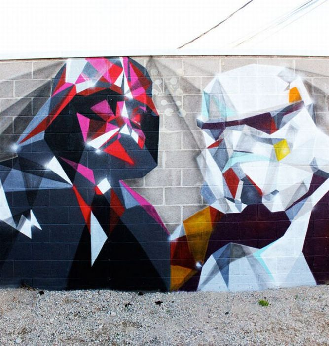 Best Of Street Art (37 Pics