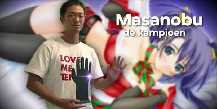 Masturbate-A-Thon Winner Masanobu Sato (8 pics)