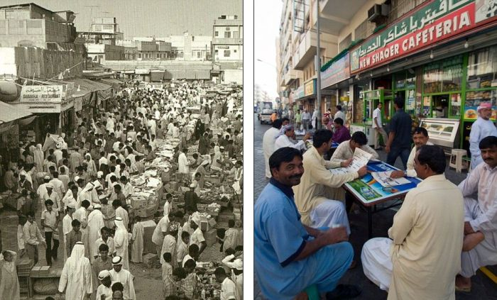 Dubai Then and Now (13 pics)