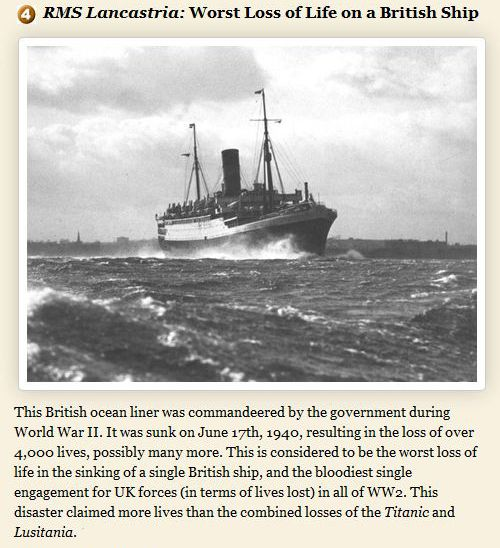 Worst Ship Disasters Ever (10 pics)