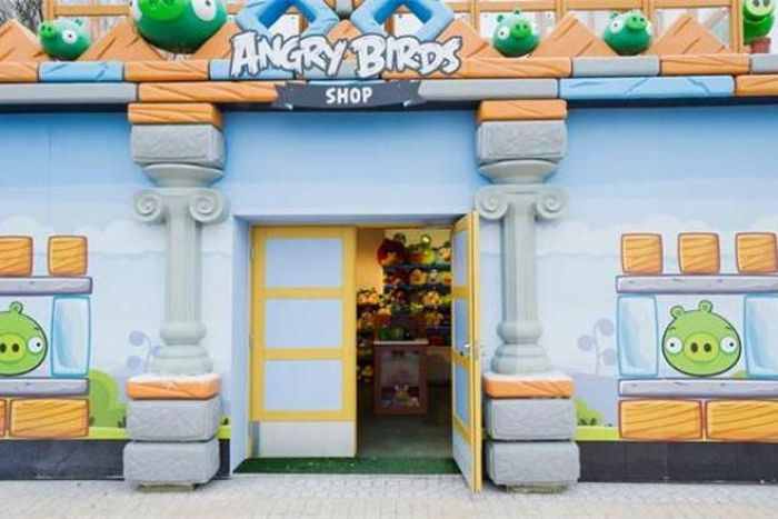 Angry Birds Theme Park Finland