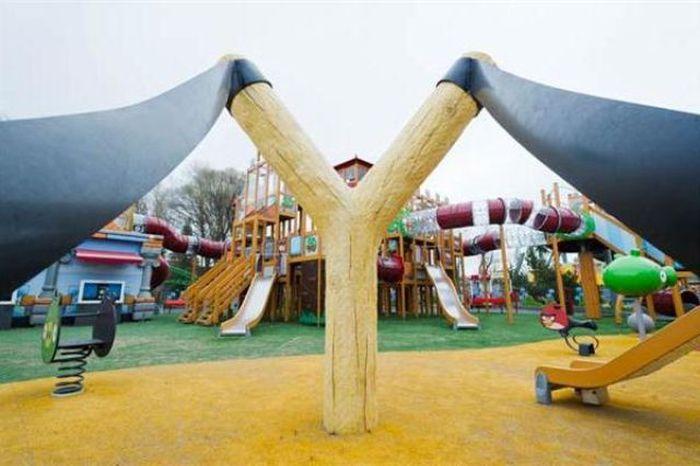 Angry Birds Theme Park (27 pics)