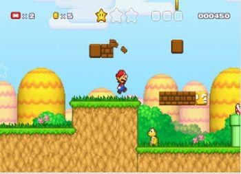 Super Mario Star Scramble 3