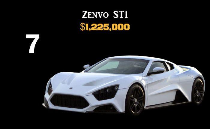 Top 10 Expensive Cars (11 pics)