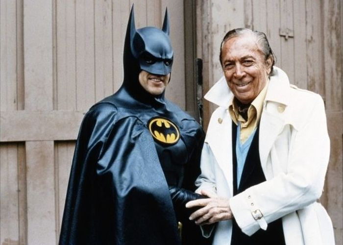 Famous Characters and Their Creators (15 pics)
