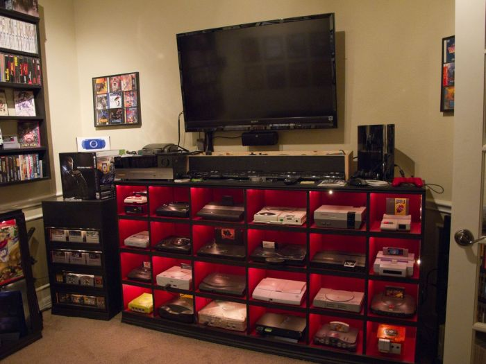 Cool Gamer Room (17 pics)