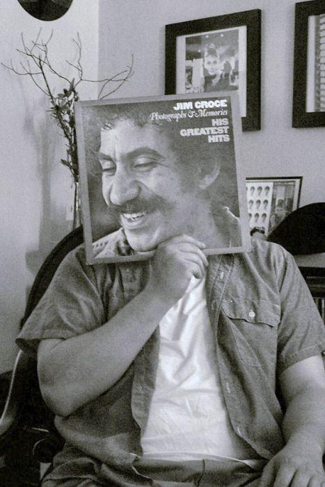 Vinyl Faces. Part 2 (47 pics)