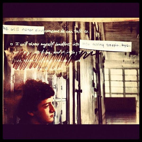 Depressed Copywriter. Part 2 (75 pics)