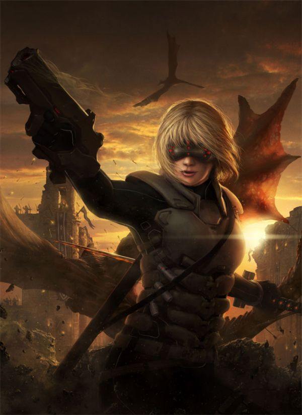 Artworks by Marek Okon (57 pics)