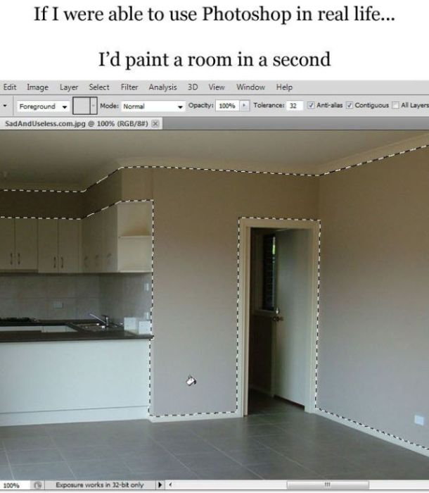Photoshop in Real Life. Part 2 (6 pics)