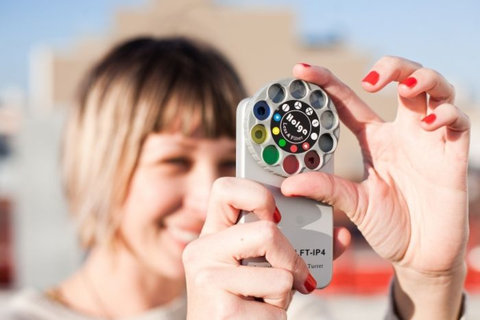 How to Turn You iPhone Into A Professional Camera (7 pics)