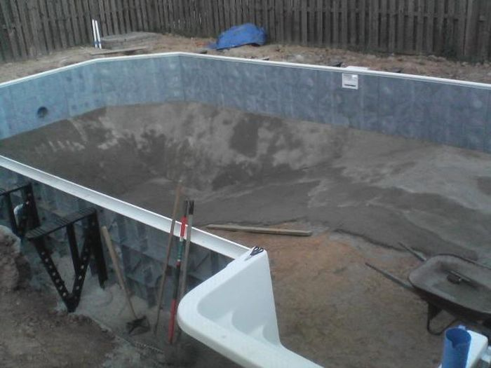 Self Made Pool (38 pics)