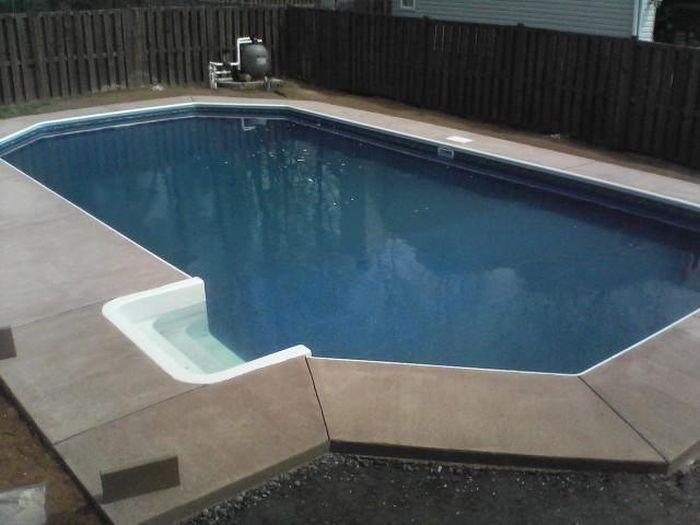 Self Made Pool (38 pics)