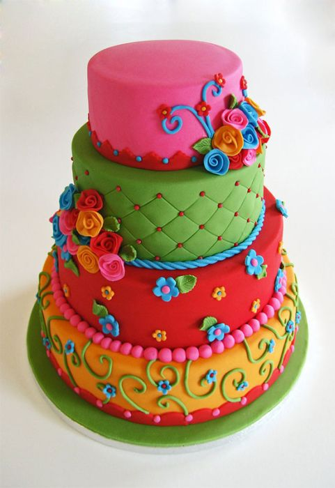 cool cake shapes