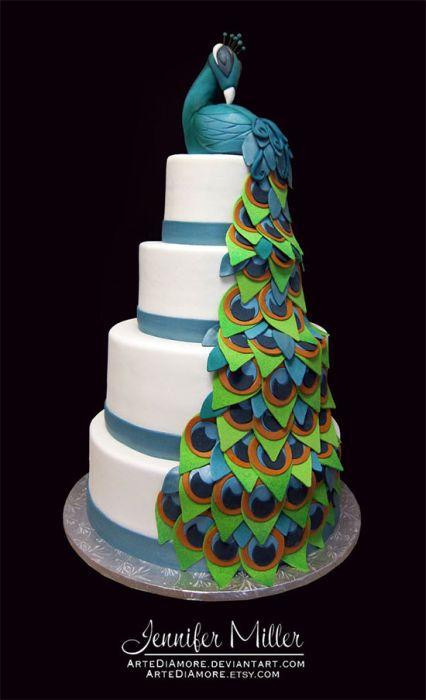 Cool Cake Designs (39 pics)
