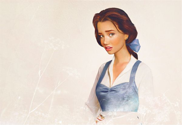Disney Female Characters in the Real Life (16 pics)