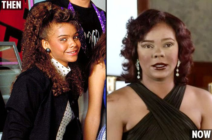 Teen Stars Then and Now (31 pics)
