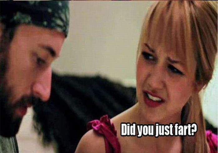 First Fart in a Relationship (11 pics)
