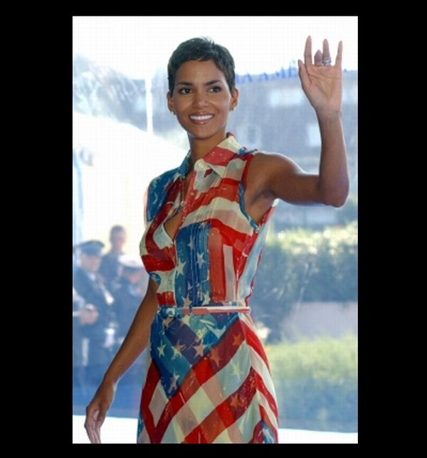 Girls Wearing American Flags 58 Pics-4832