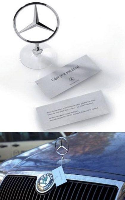 Great Examples Guerilla Marketing. Part 2 (36 pics)