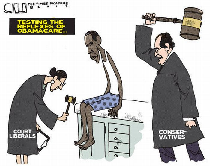 Best Political Cartoons of 2012 (88 pics)