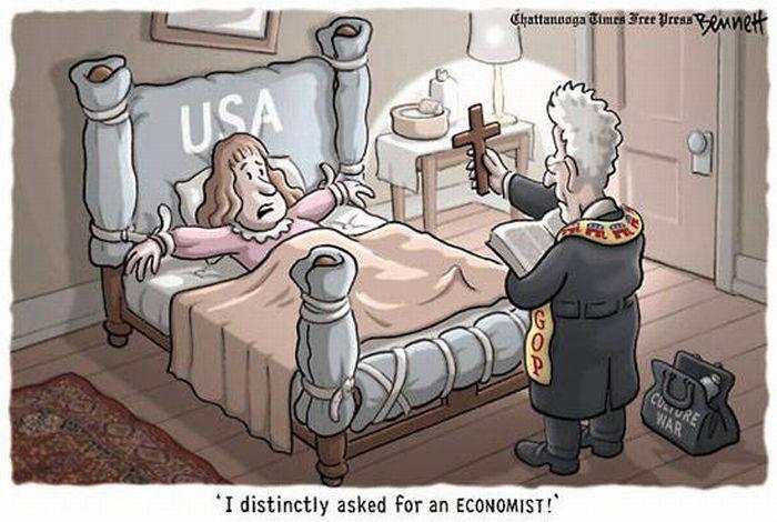 Best Political Cartoons of 2012 (88 pics)
