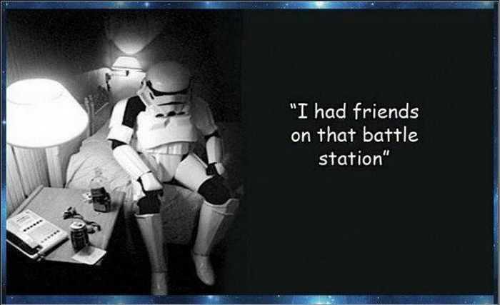 Star Wars Conspiracy (17 pics)