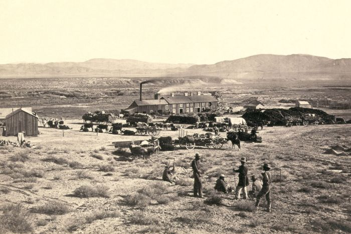 The American West, 150 Years Ago (34 pics)