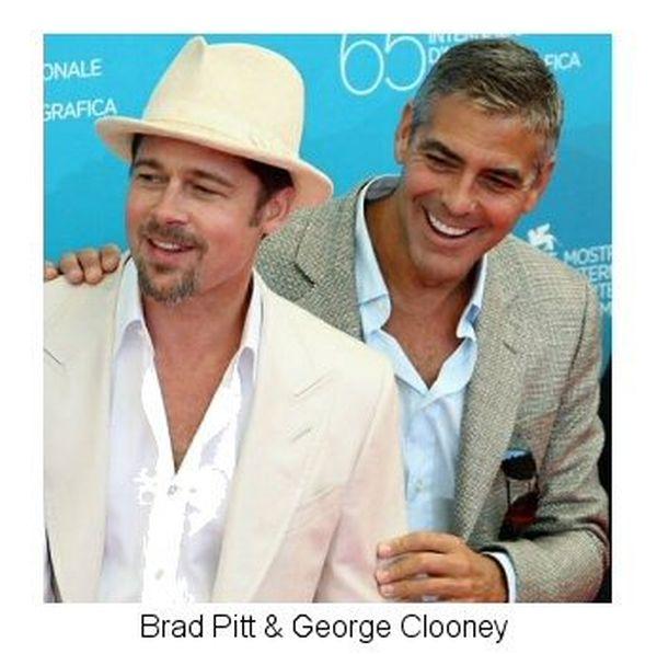 Celebrity Bromances (16 pics)
