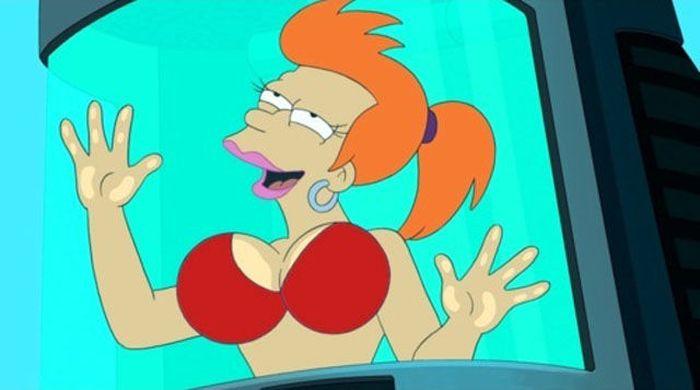 Cool Cartoon Gender Swaps (17 pics)
