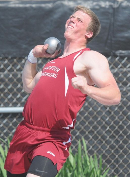 Shotput Faces (39 pics)