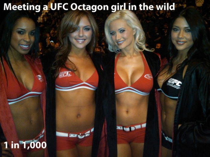 Your Odds Of...  (21 pics)