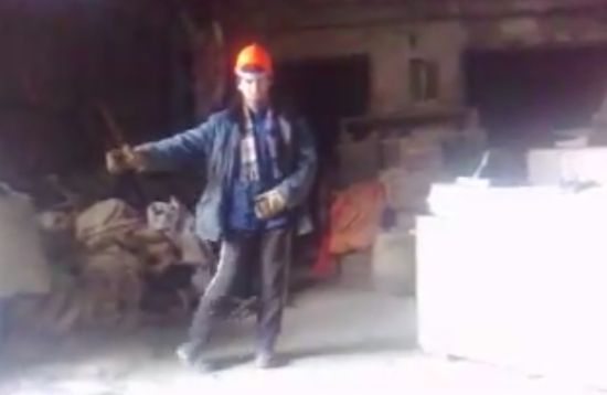 Awesome Workman Dance