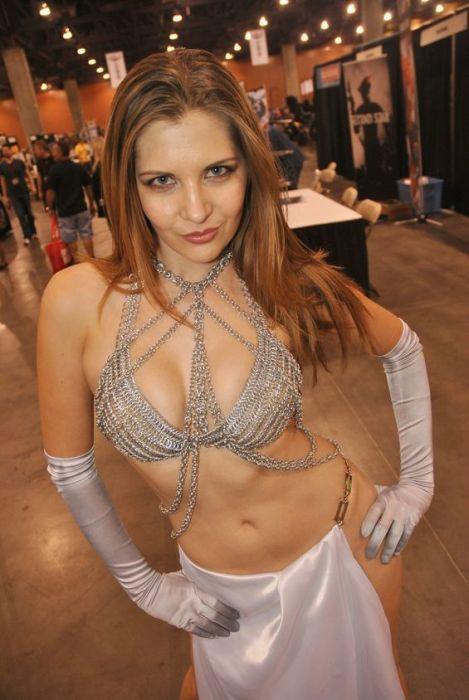 Sexy Girls of Phoenix Comicon 2012 (43 pics)