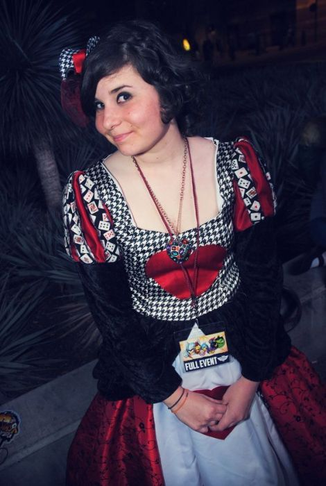 Sexy Girls of Phoenix Comicon 2012 (43 pics)