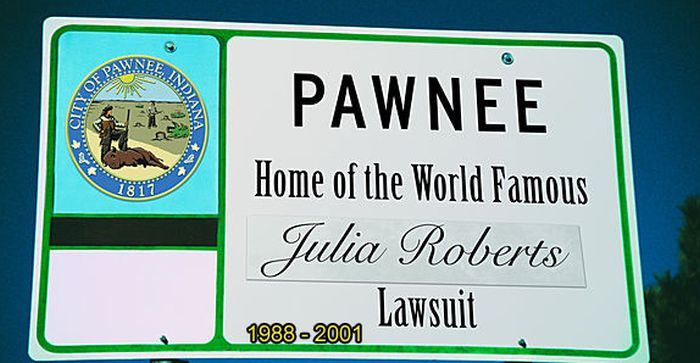The Welcome Signs of Pawnee, Indiana (11 pics)