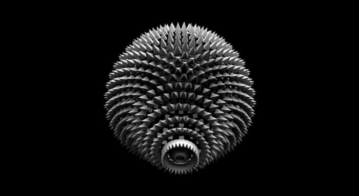 Psychedelic GIFs  (50 gifs)