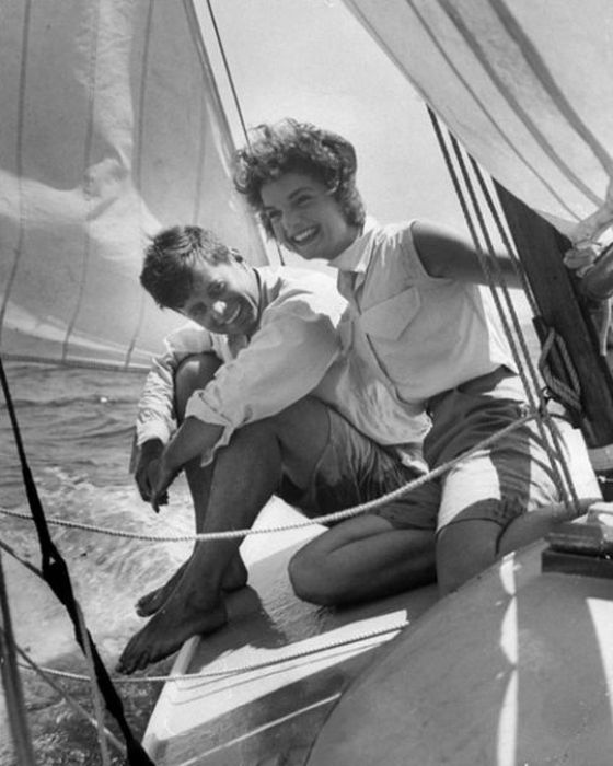 Awesome Photos of JFK (29 pics)