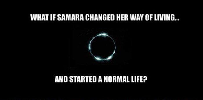 Samara Morgan's Normal Life (12 pics)